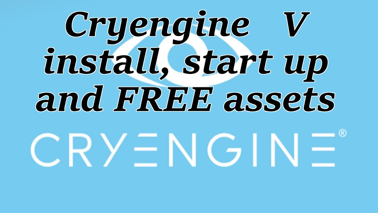 CRYENGINE 5 Beginner Tutorial by GrayheadedGamer